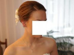 JULIA ROSA piękna suknia ślubna