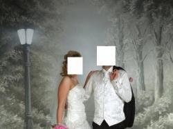 Kamizelka ślubna firmy Mr. Prestige rozmiar S