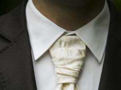 Kamizelka ślubna męska + musznik