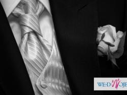 Kamizelka ślubna z musznikiem