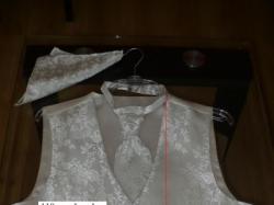 Kamizelkę ślubną ECRU - sprzedam