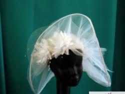 kapelusze ślubne szyję na miarę