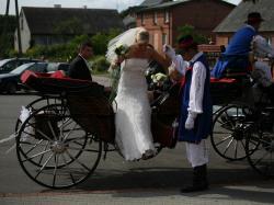 Kareta Ślubna; Bryczka do ślubu