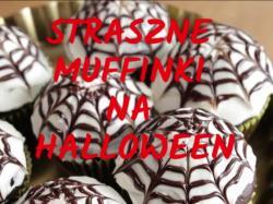 Kasia Gotuje z Polki.pl - Straszne muffinki na Halloween