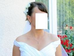 KLASYCZNA i ELEGANCKA suknia SINCERITY roz. 38/40