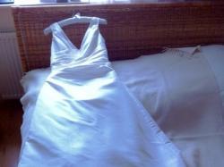 Klasyczna suknia ślubna