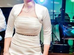 Klasyczna suknia ślubna Audrey