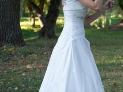 Klasyczna Suknia ślubna rozmiar 34