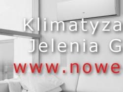Klimatyzacja Jelenia Góra, montaż klimatyzacji Zgorzelec  - NOWECH