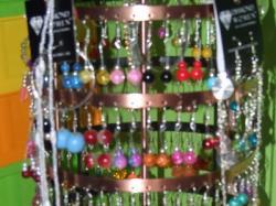 kolczyki/biżuteria