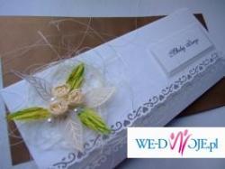 Kolczyki i dodatki ślubne