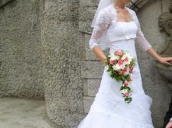 KOLEKCJA 2010: SUKNIA ANNAIS BRIDAL MODEL: ROCHELLE