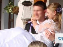 Kolekcja 2012 - suknia ślubna + wszystkie dodatki
