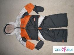 Kombinezon zimowy firmy Coccodrillo, rozmiar 98cm.