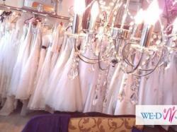 Komis Sukien Ślubnych-największy na pomorzu