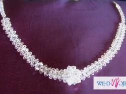 Komplet biżuterii ślubnej SWAROVSKI