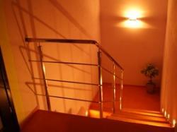 KONCEPT STAL - Balustrady  nierdzewne,poręcze,schody,daszki,