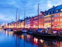 Kopenhaga na weekend