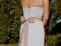 koronkowa suknia Agness