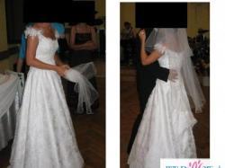 Koronkowa suknia Cymbeline model RENOIR (SACHA)