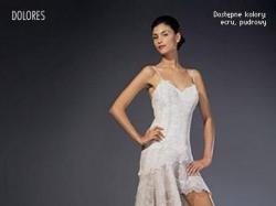 koronkowa suknia marki Cymbeline DOLORES Mariees de Paris 36/38