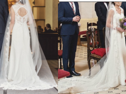 Koronkowa suknia NABLA Kasandra