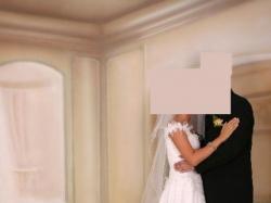 Koronkowa suknia salonu Cymbeline model RENOIR (SACHA)
