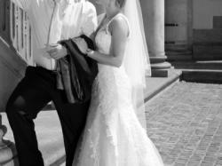 Koronkowa suknia ślubna 36/38 Do negocjacji