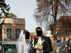 Koronkowa Suknia ślubna Ana Lisa Atelier
