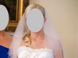 koronkowa suknia ślubna benjamin roberts 2083, r. 36