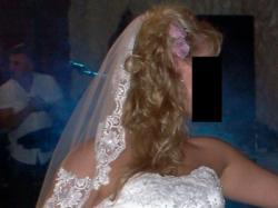 KORONKOWA Suknia ślubna Herms Glamour