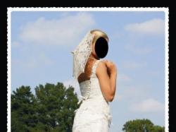 Koronkowa suknia ślubna JEDYNA w swoim rodzaju