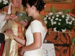 Koronkowa suknia ślubna KARINA