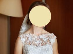 Koronkowa suknia ślubna kolekcja 2015