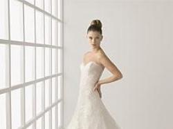 Koronkowa Suknia Ślubna Łara Rosa Clara