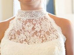 Koronkowa suknia ślubna Madonna