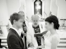 Koronkowa suknia ślubna Nabla Belisma 36/34