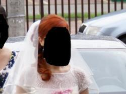 Koronkowa suknia ślubna rozm 32/34
