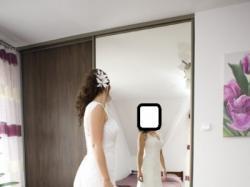 Koronkowa suknia ślubna specjalnie dla Ciebie