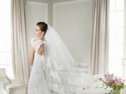 Koronkowa suknia ślubna White One, r.34/36