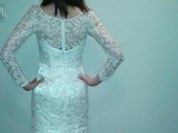 Koronkowa suknia ślubna z Salonu Evita 38 sprzedam