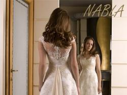 koronkowa suknie Kaedry