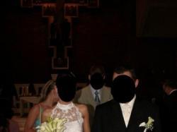 Koronkowa suknie ślubna