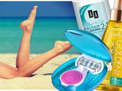 Kosmetyki i akcesoria do depilacji - nasze hity!