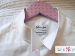 Koszula biała ślubna Stenströms 41