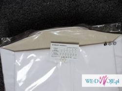 Koszula męska biała! nowa duży rozmiar ślubna