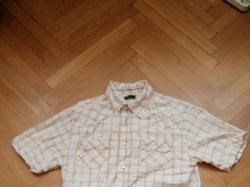 Koszula męska z naszweką z tyłu r M/ L