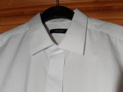 Koszula ślubna biała
