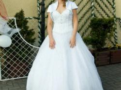 ***Króleska Suknia Ślubna ***DEMETRIOS 960