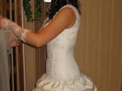 Królewska suknia ślubna!!!!